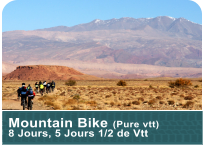 Mountain Bike (Pure vtt) 8 Jours, 5 Jours 1/2 de Vtt